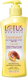 Cococaress H & B Lotion Front