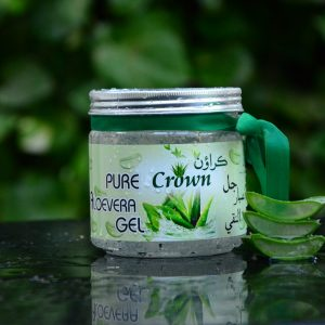 Crown Pure Aloevera Gel