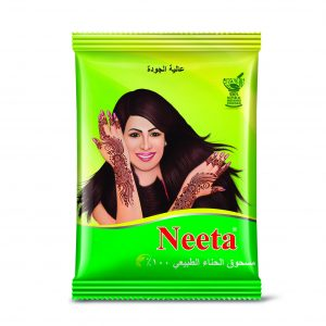 Neeta 100% Natural Mehendi Powder