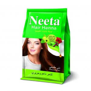 Neeta Hair Henna Natural Henna Based Hair color
